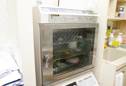 高圧蒸気滅菌装置